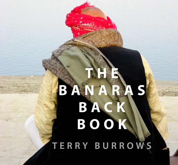 The Banaras Back Book front cover
