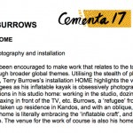 HOME blurb