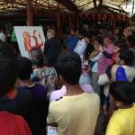 painting hanuman